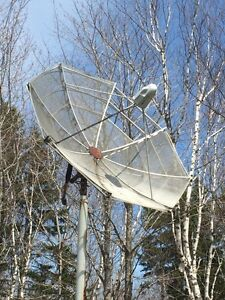 Free Satellite Dish