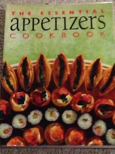 Essential Appetizers Cookbook
