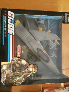 GI Joe figures G. I. Joe 25th anniversary vehicle collection