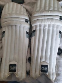 Gm leg pads for junior Cricketers
