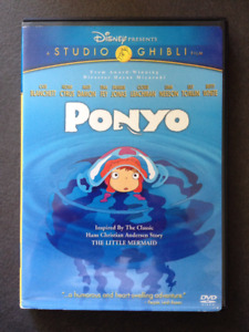 Ponyo 2-Disc Special Edition DVD