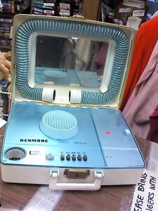 Vintage Hair Dryer in HEARTBEAT Thrift Store/BayView Mall