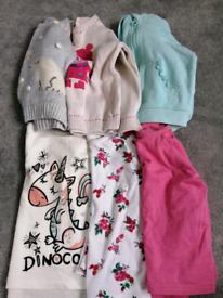 Large girls clothes bundle age 2-3