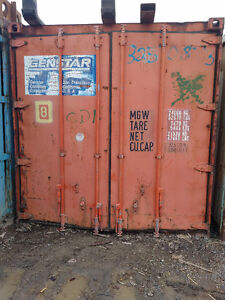 20' Used Storage Container - Sea Can