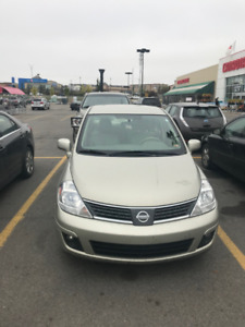 Low mileage reliable and clean 2007 Nissan Versa Sedan
