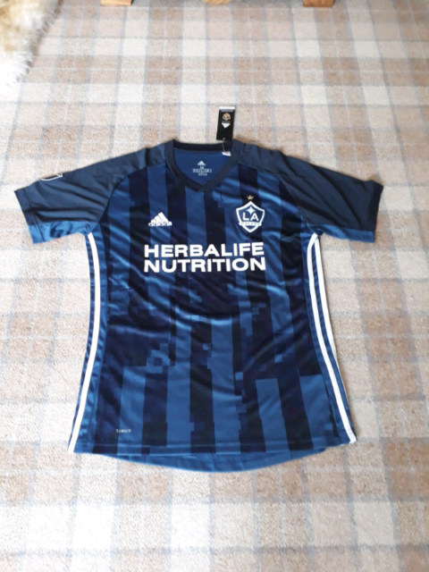 innovative design 28d65 a9a20 2019/20 la galaxy zlatan ibrahimovic shirt bnwt | in Ballymena, County  Antrim | Gumtree