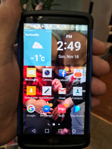 LG G3 Android Phone. Perfect Condition. Great Xmas Gift.