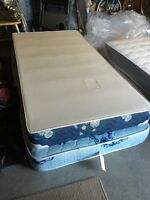 Free twin mattress, boxspring and feame
