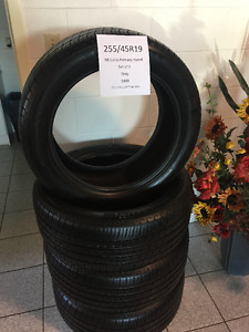 Sets of 4 winter tires