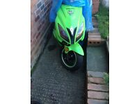 Spares or repairs 80cc £250ono