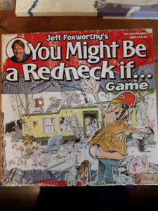Board game You Might Be A Redneck If