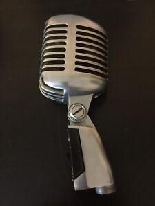 Shure 55SW Vintage Microphone