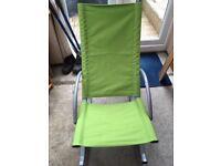 2 New Garden Rocking Chairs