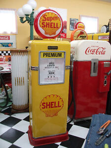 Bowser Shell Super Shell  pompe a essence gas pump