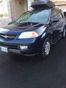 2003 Acura MDX Touring leather SUV, Crossover