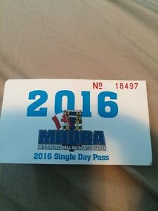 1 Day pass to drag racing Medicine Hat