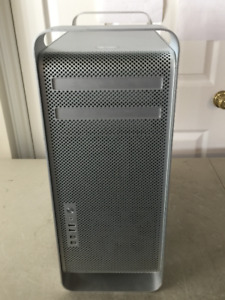 Apple Mac Pro 12-Core 2 x 6-Core X5650 2.66GHz, 12GB, 500GB HDD