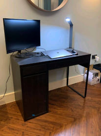 Office furniture bundle (Desk, Chair, Lamp, Storage) REDUCED TO CLEAR