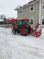 RESIDENTIAL SNOW REMOVAL  IN THE TOWN OF ANTIGONISH