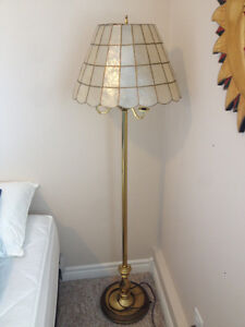 Floor Lamp - Moving Sale