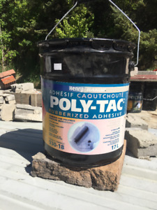 Bakor Poly-Tac 930-18 Adhesive for Roofing Membranes 20 pails