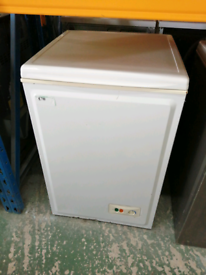 Norfrost chest freezer white with warranty at Recyk