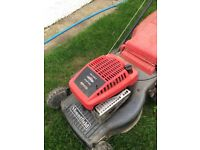 Mount field hp470 petrol lawnmower