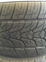 4 Pneus Nexen Rodian hp 4 seasons 285/45/22