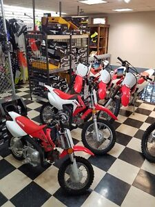 Honda CRF Christmas sale. Save up to $650!