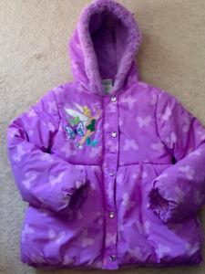 Disney Winter Jacket size 10