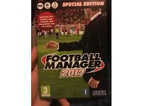 Brand new! Football manager 2017