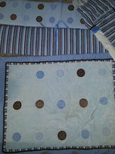 Baby Boy Bedding Crib Set