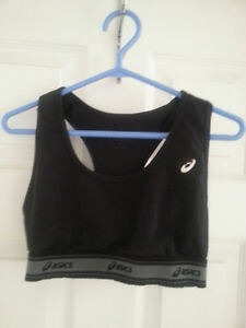 Asics bra-style sports-top.  BRAND NEW. Size S