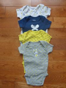 Vêtements fille 3 mois