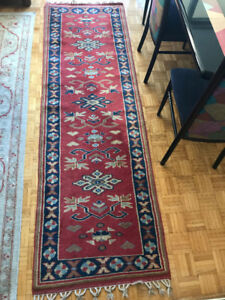 Hand-knotted Anatolian Rug (Runner)