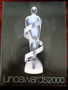 Juno Awards 2000 Program