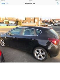 Vauxhall Astra Sri cdti spares or repairs May px