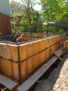 Collins Concrete Foundations and Waterproofing