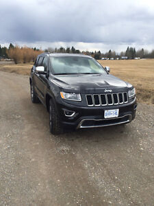 2015 Jeep Grand Cherokee Limited edition SUV, Crossover