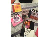 Psychology books for sale