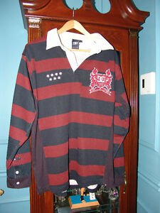 DC Shoes Co Long sleeve Polo  Mens Size L St. John's Newfoundland image 2