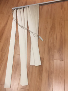 Vertical Curtains (4 pices)