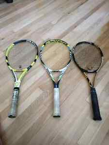Raquettes de tennis pro