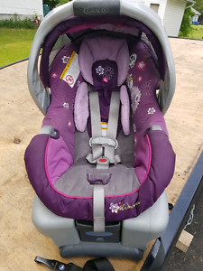Graco Baby car seat 60$