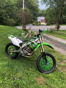 PRICE IS FIRM!!! MUST SELL KX450F