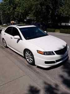 2007 Acura TSX /6 Speed/Winter Tires on Rims with remote start