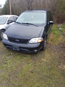 3x 2002 Ford Windstars,package deal