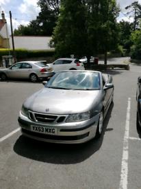 Saab 9-3 Vector for sale, semi Auto