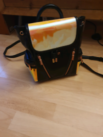 Small Holographic Backpack