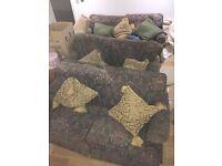 3 Sofa settee FREE